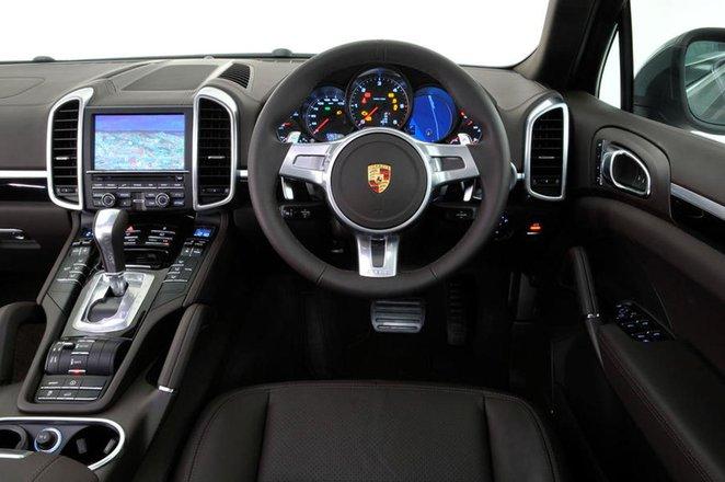 Used Porsche Cayenne 10-17