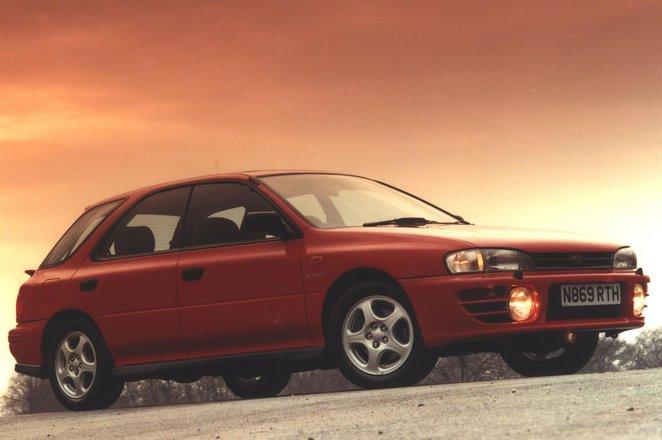 Subaru Impreza Sports Wagon (93 - 03)