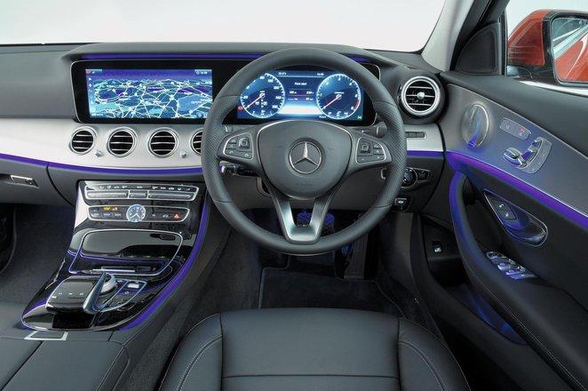 Used Mercedes-Benz E-Class 16-present