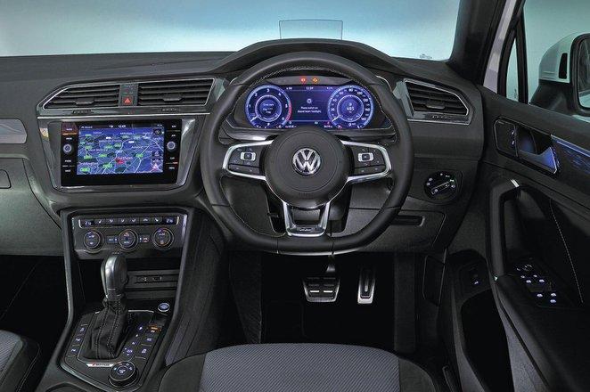 Used Volkswagen Tiguan 16-present