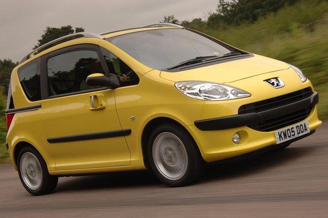 Peugeot 1007 Hatchback (05 - 09)
