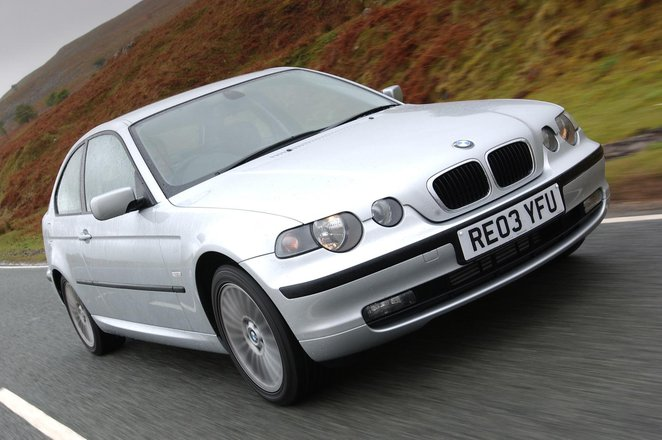 BMW 3 Series Compact (98 - 07)