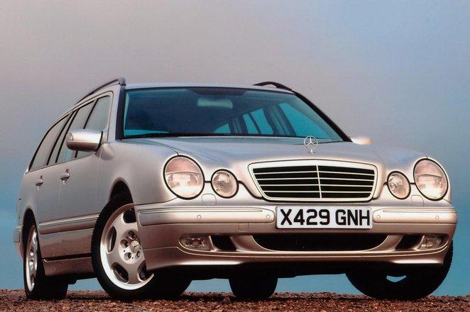 Mercedes-Benz E-Class Estate (99 - 03)