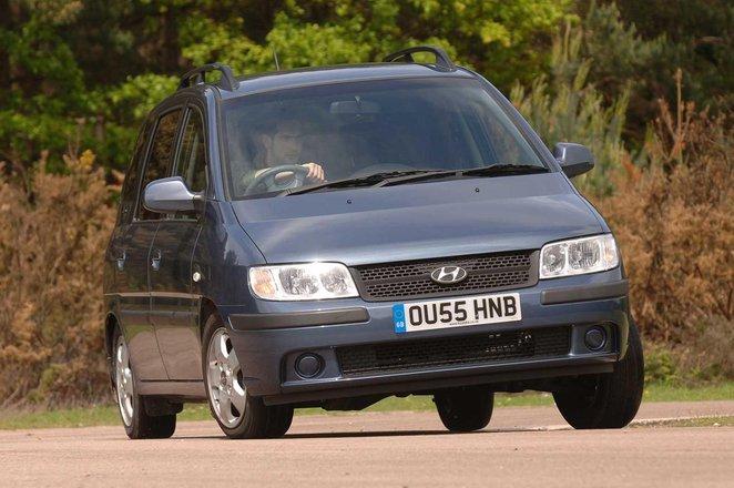 Hyundai Matrix MPV (01 - 10)