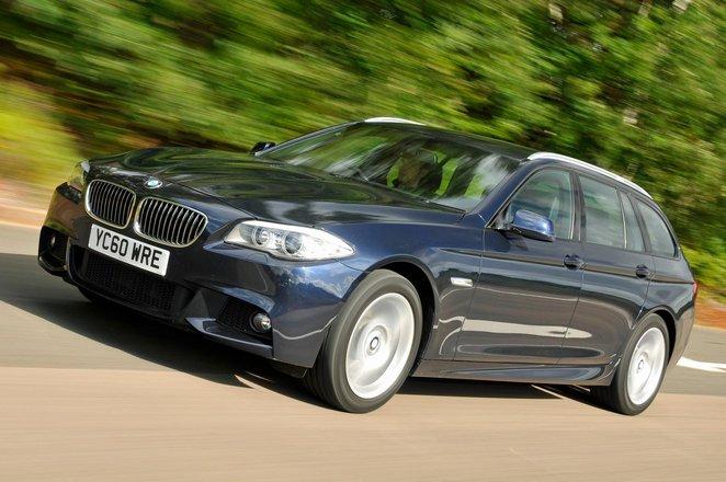 BMW 5 Series Touring (10 - 17)