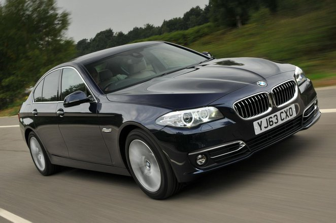 BMW 5 Series Saloon (10-17)