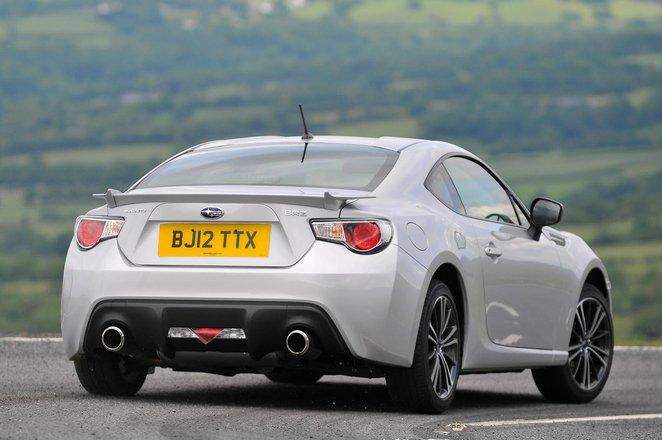Used Subaru BRZ 2012-present