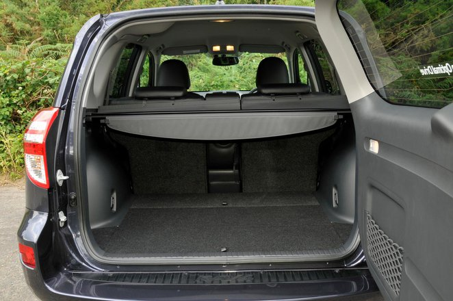 Toyota RAV4 (06 - 12)