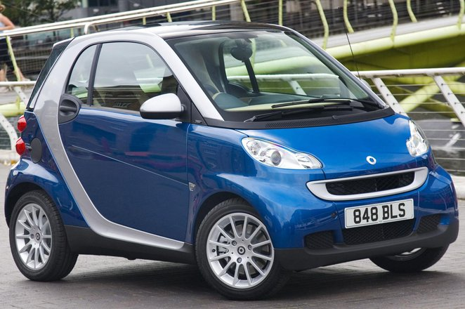 Smart Fortwo Coupe (03 - 07)