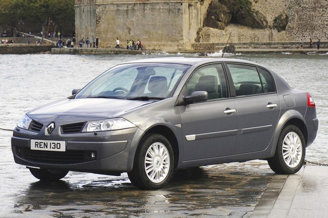 Renault Megane Sport Saloon (02 - 09)