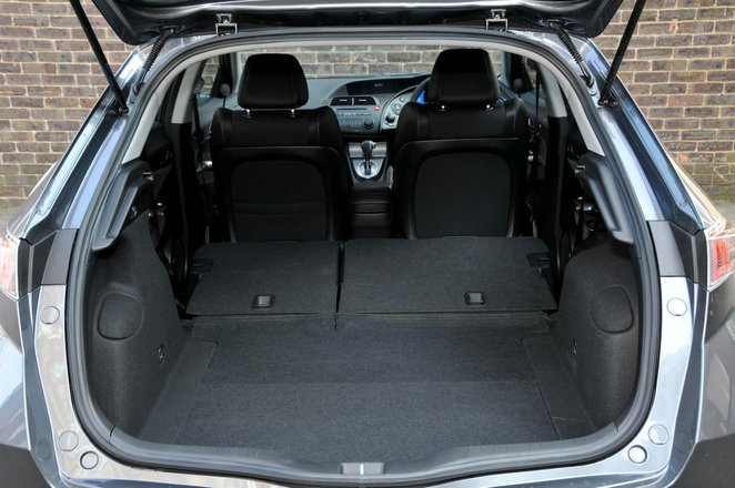 Used Honda Civic Hatchback (06 - 12)