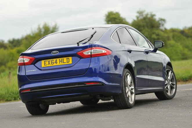 Used Ford Mondeo Hatchback (14-present)