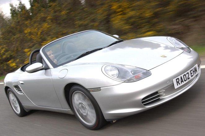 Porsche Boxster Open (96 - 04)