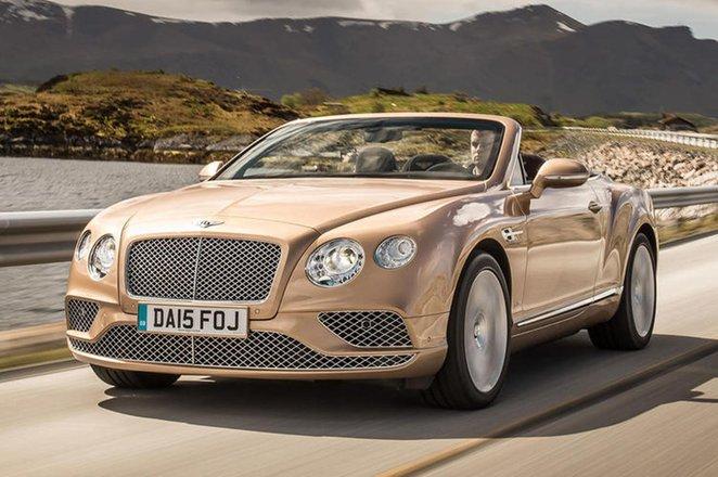 Used Bentley Continental GTC 11-present