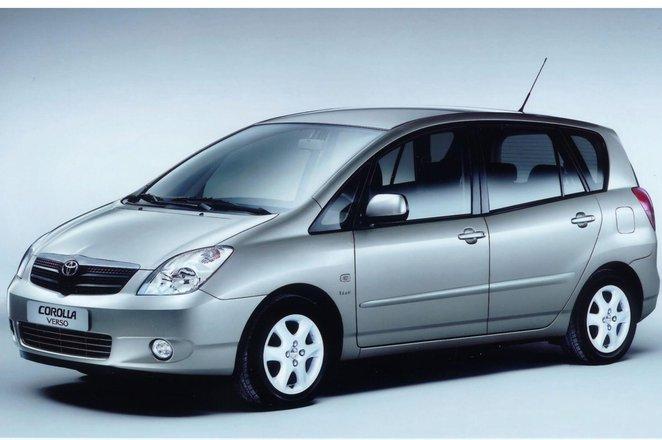 Toyota Corolla Verso (01 - 07)
