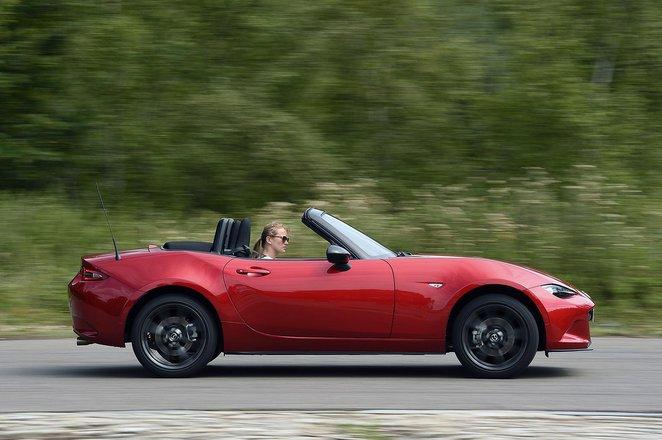 Used Mazda MX-5 Open (15-present)