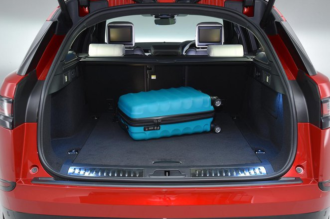 Used Range Rover Velar 17-present
