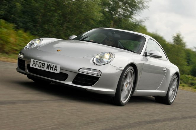 Used Porsche 911 Coupe (05-12)