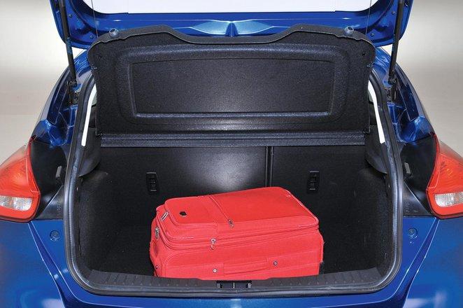 Ford Focus Hatchback 11 - present