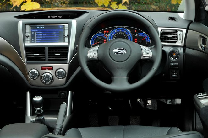 Used Subaru Forester (08-13)