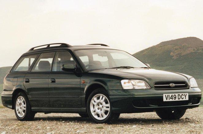 Subaru Legacy Estate (98 - 03)