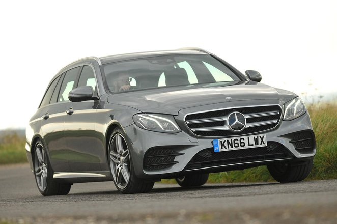 Used Mercedes-Benz E-Class Estate 16-present