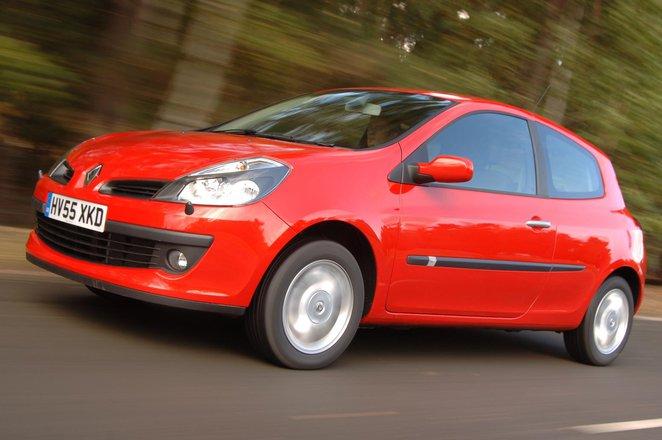 Renault Clio Hatchback (05 - 13)