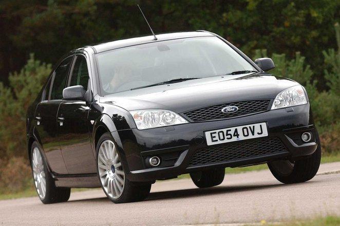 Ford Mondeo Hatchback (00 - 07)