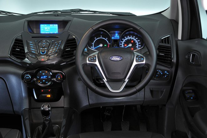 Used Ford Ecosport 14-present