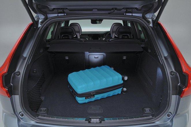 Used Volvo XC60 17-present