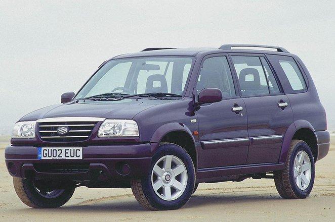 Suzuki Grand Vitara 4x4 (98 - 05)