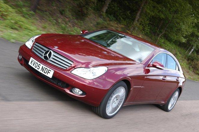 Mercedes-Benz CLS (05 - 10)