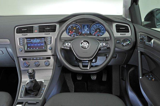 Used Volkswagen Golf Estate 13 - present