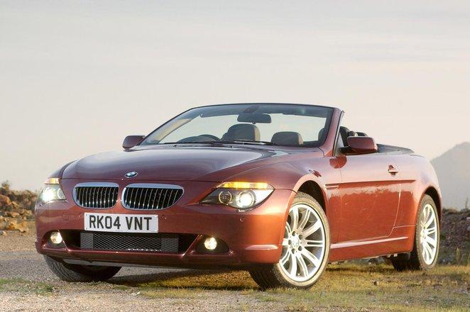 BMW 6 Series Convertible (03 - 11)