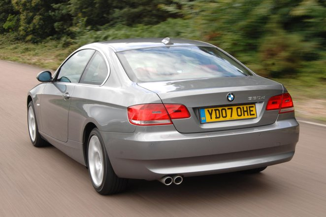 BMW 3 Series Coupe (06 - 13)