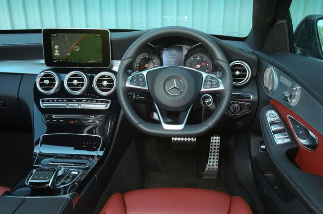 Used Mercedes-Benz C-Class 2014 - present