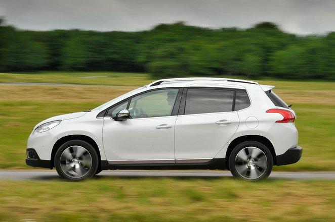 Used Peugeot 2008 2013-present