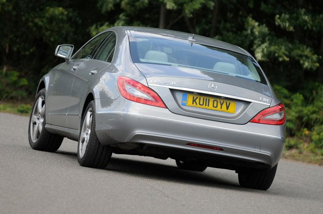 Mercedes-Benz CLS Coupe (11-18)