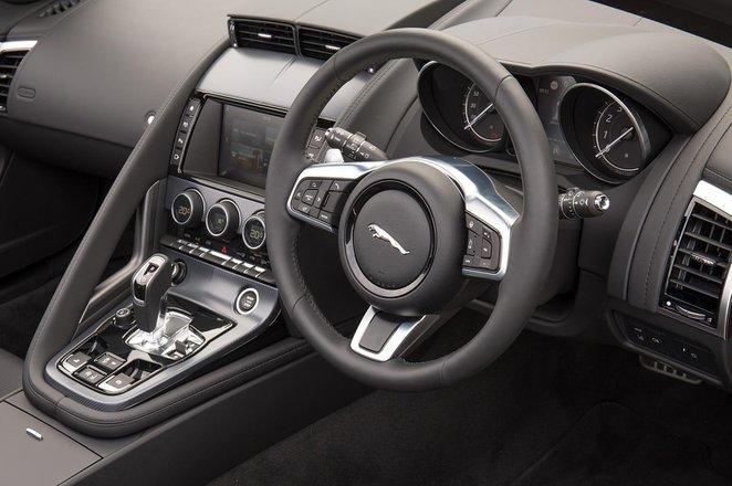 Used Jaguar F-Type Convertible 13-present
