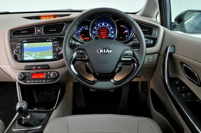 Used Kia Cee'd 12-present