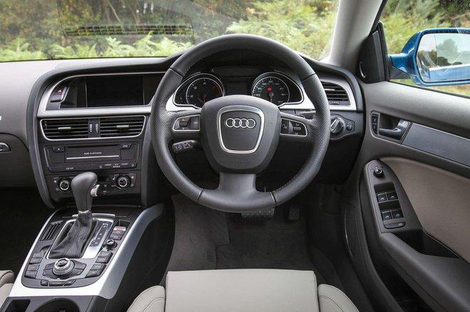Used Audi A5 Sportback 07-16