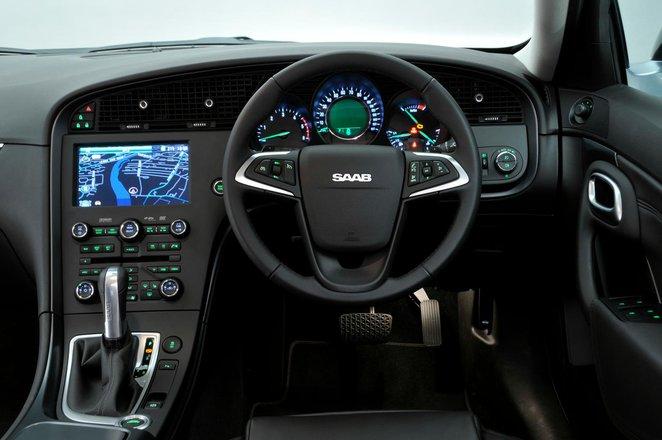Saab 9-5 (10 - 11)