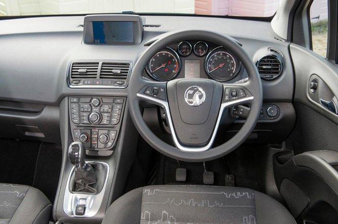 Used Vauxhall Meriva 10-17