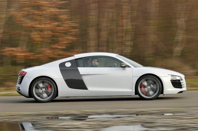 Used Audi R8 2007-2016