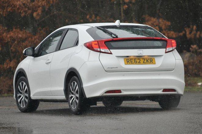 Used Honda Civic Hatchback 12-17