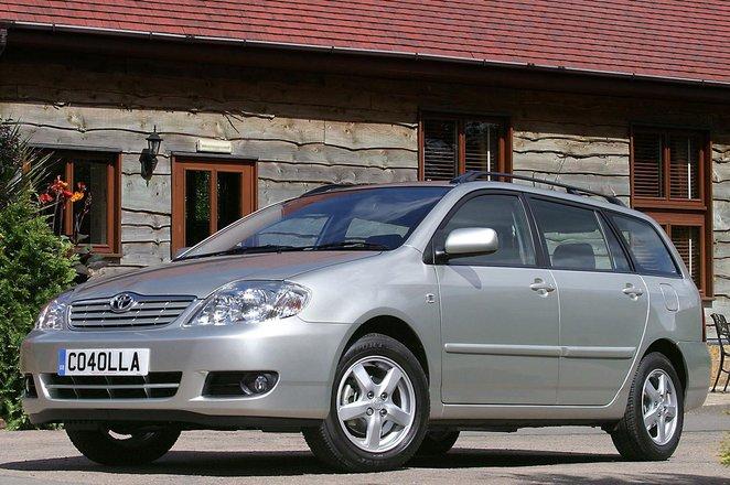 Toyota Corolla Estate (01 - 07)