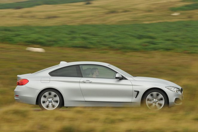 Used BMW 4 Series Coupe (13 - present)