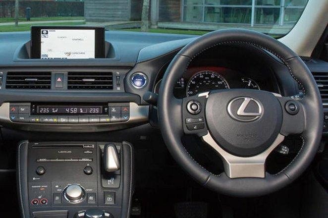 Used Lexus CT 11-present