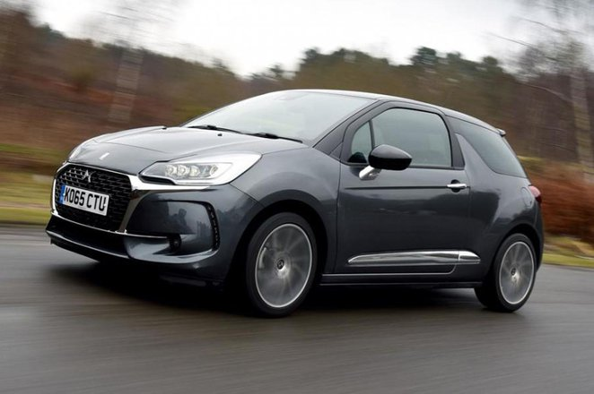 Used DS 3 15-present