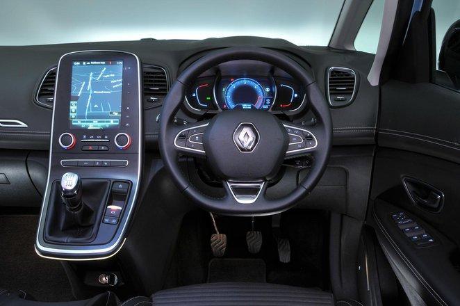 Used Renault Grand Scenic MPV (16-present)